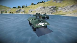 Greyhound recon vehicle _1