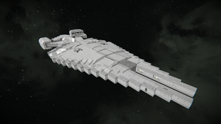 Star Wars Arquitens-cliass light cruiser
