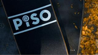 Piso Skateboards decks