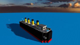 Titanic (Update 1)