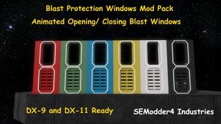 Reworked Blast Windows
