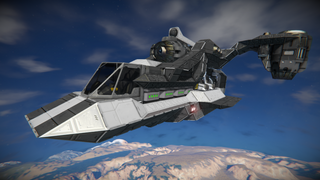 "NTC - Atmo Explorer Atlas Mk.III ""Transporter"""