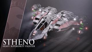Stheno Heavy Superiority Fighter