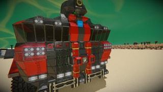 [B.F.M] SKTS-01 Truck - Mk.2