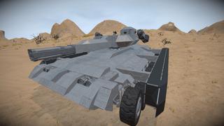 M2V1 Spector-Light Stealth tank