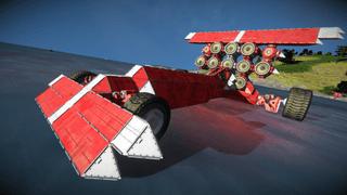 Rocket Dragster