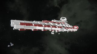 Republic Arquitens I Light Cruiser
