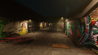 Hardflip Alley (Night)