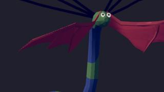 Reaper Dragon (modified snake)