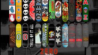 Zero Skateboards 1997 Collection Bundle