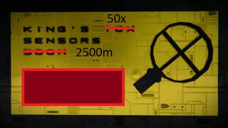 -KING's- 50x Sensor only Sensors