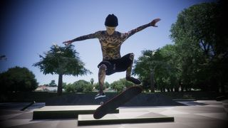 Chino style body suit for Skater XL for Skater