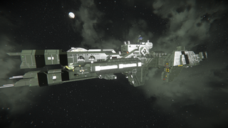 -UNSC- The Pearl -Heavy Frigate-