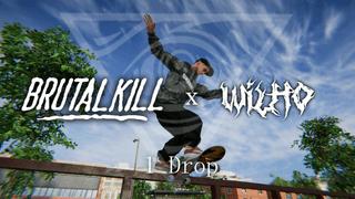 Brutal Kill x Wilho 1° Drop
