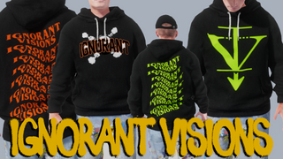 IgnorantVisions Hoodies