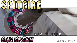 "Spitfire ""Eric Koston"" F1 (New + Used)"