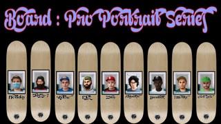 Board Pro Portrait Series 9 Decks
