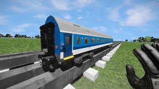 passenger kupe new V2