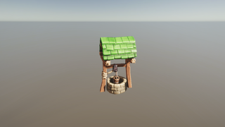 Green Water Well
