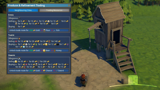 Produce & Refinement Trading