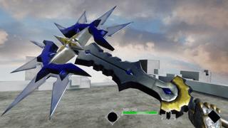 Saix's Claymore (Kingdom Hearts)