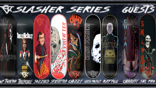 Gorila Kult Presents: Slasher Series