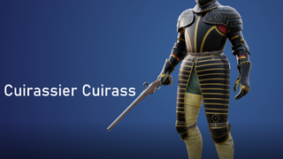 17th c. Cuirassier Cuirass