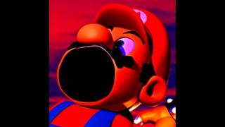 The Horror of Mario Screaming