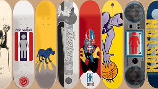 THPS 2 Girl Eric Koston boards