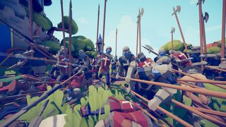 (non?) Historically Accurate Medieval Troops
