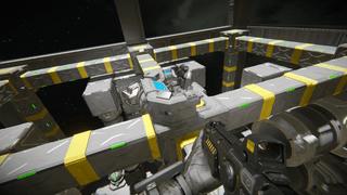 Borg Qube incomplete