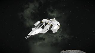 heavy attack craft WIP