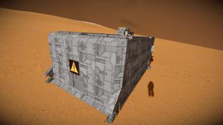 Lifter Base Hydrogen module Mk2-M