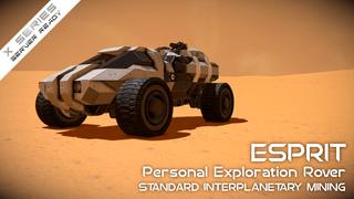 [XS][SIM] Esprit Personal Exploration Rover