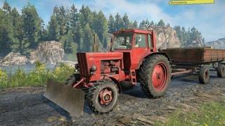 Тракторы МТЗ-80 и МТЗ-82