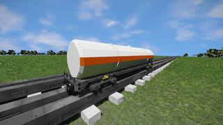 Freight Vagon tank-2 V2