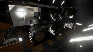 Space Wagon Rover-Add