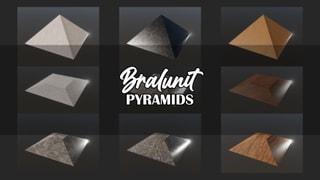 XXL Map Editor DLC - Bralunit Pyramids