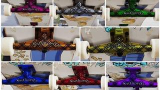 Authority Truckz Cubes 8 Colorways
