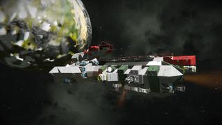 Fleet Supply Freighter Mk3-A