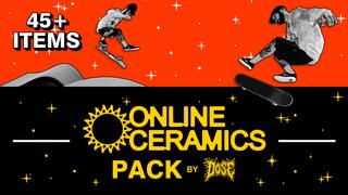 Online Ceramics Pack