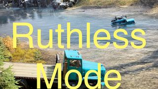 Ruthless Mode 1.21 (not compatible with current)
