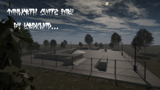 Tamworth Skate Park