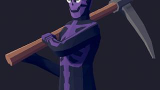 Purple Skulltrooper