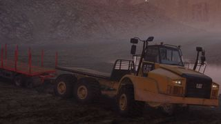 CAT 745c - Articulated Truck