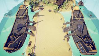 pirate ship (hard)