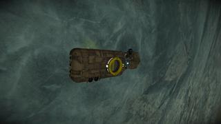 Reys Speeder ( Endor varient)