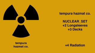 tempura hazmat co.  (nuclear_set)