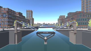 Jumping Bridge