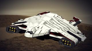 Star Citizen Hercules Starlifer C2